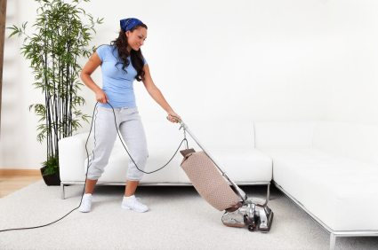 Cat Behavior Is Your Cat Afraid Of The Vacuum Cleaner