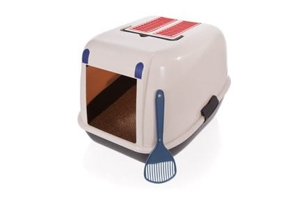 image covered cat litter. So Let\u0027s Examine Whether A Covered Box Is Cat-friendly Or Not. Litter Image Cat