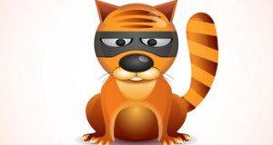 cat in mask