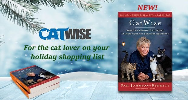 CatWise for the cat lover on your holiday shopping list